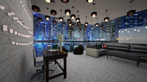 City Apartment - Modern - by deleted_1609868595_bleeding star