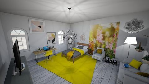Bedroom - Classic - Bedroom  - by Alima Aydin
