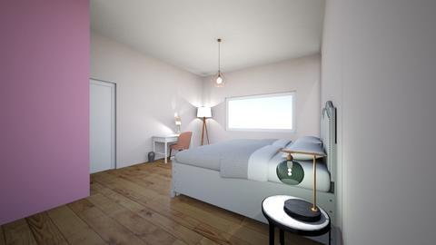 2th floor Marc Stuifzand - Bedroom - by Michelledgraaf