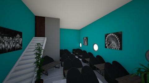 Atypic classroom - by lianya4444
