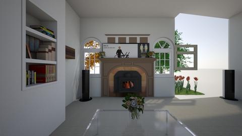 livingroom - Classic - by cashewnat