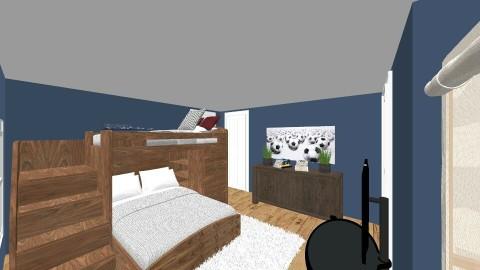 Shared Bedroom  - Modern - Bedroom - by deleted_1519083446_GHinteriordesign