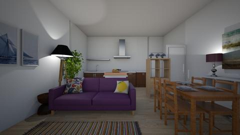 Mellor Court Dublin 11 - Living room  - by idontdobeige
