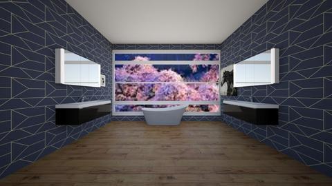 zone  - Bathroom  - by bintia c