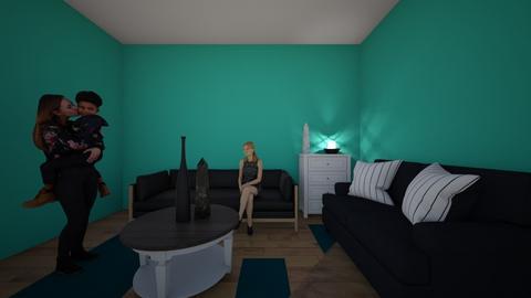 Mackenzie Drake room - Living room  - by Mdrake296