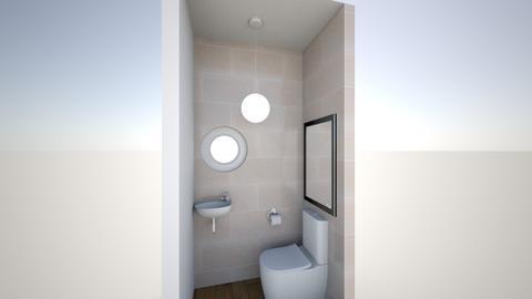 Crichton WC - Bathroom - by mandalea545