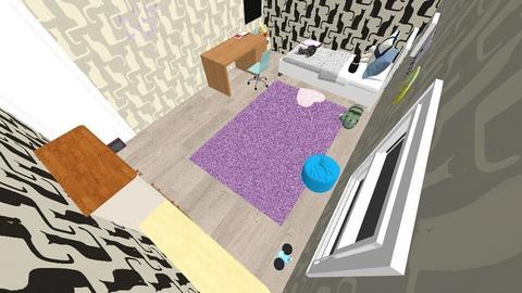 dziecko - Kids room - by Viki20