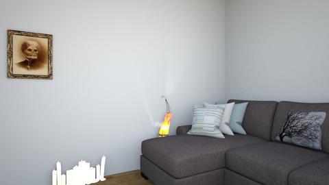 Graces Fall Room - Living room  - by GraceJensen02