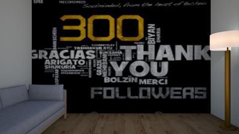 Thxx for 300 followers  - by Itsavannah