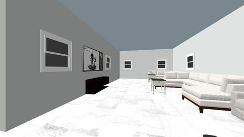 living room - Modern - Living room  - by MarianaGuzman