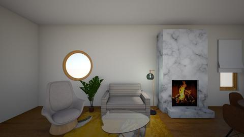 823 Lexington Avenue - Retro - Living room - by TaylorAshbrook