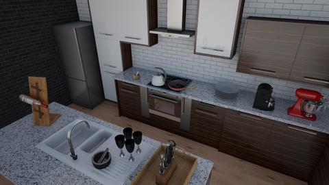 cozinha1 - Kitchen  - by prixxborges96