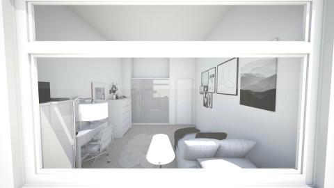 ROOM MAKEOVER 2 - Minimal - Bedroom - by alorahkplove