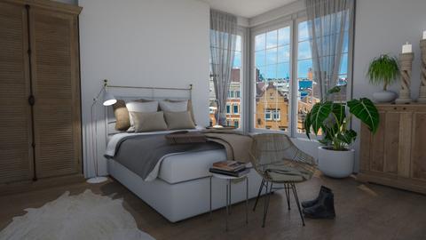 WW - Bedroom  - by Tuija