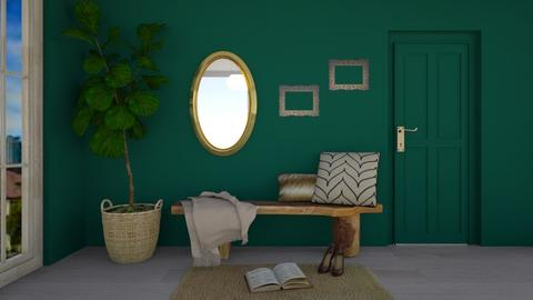 entrance hall - Classic - Living room - by nofarfrancis