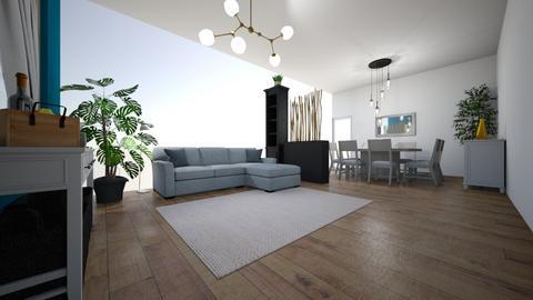 sala - Vintage - Living room  - by Marielhidalgo