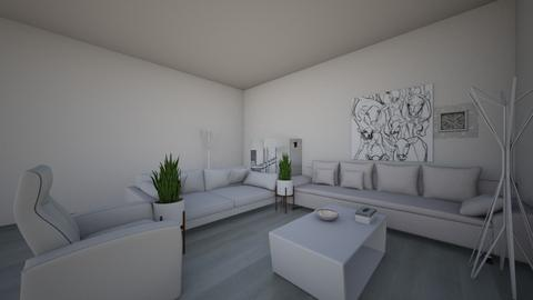 living room - Modern - Living room  - by Jahja Minter