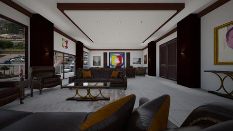 gob paac - Living room - by Carlos Gonzalez_886