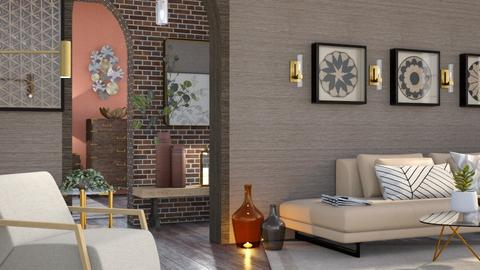 M_Lecco - Living room - by milyca8