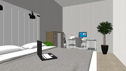 my room - Eclectic - Bedroom  - by MIKAELLA_BLINKARMY