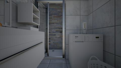 ap 1 dorm - Minimal - Bedroom - by lih_lih