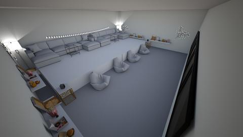 cinema - Living room  - by Telah Christie