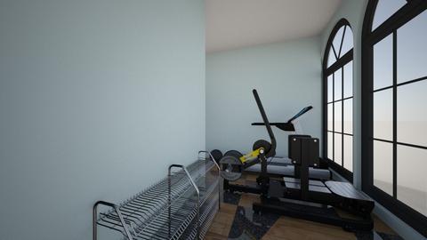 the gym - by kranetea