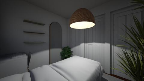 bedroom - Minimal - Bedroom  - by Daniel Nieto