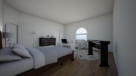 anson - Bedroom - by Dasha Chukalovskaya