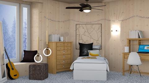 KittyKat Contest 2 - Modern - Bedroom  - by designkitty31
