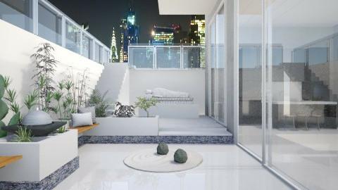 Modern Zen - Modern - Garden  - by AlSudairy S