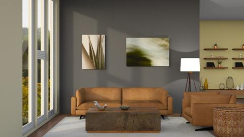 Floor Lamp room - by shelleycanuck