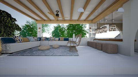 spain - Garden  - by Martineschreur