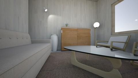 Neutral Living - Minimal - Living room - by Seco0625