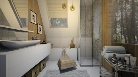 Bbathroom - Bathroom  - by RonRon