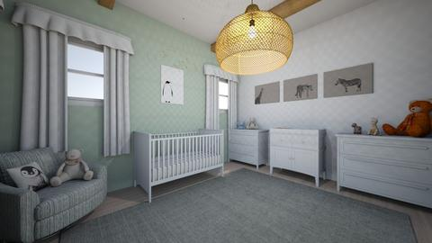 Nursery  - Kids room  - by Gabi Spotts