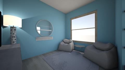 Open Space Room - Living room  - by EthanBrockbank