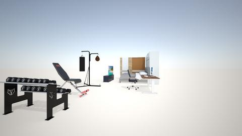 sanjska soba3 - Modern - Office  - by tarikkolakovic