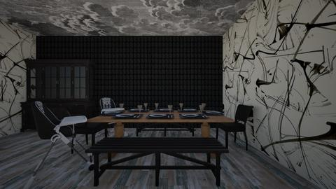 kitchen dining room - Kitchen - by Maddy0712