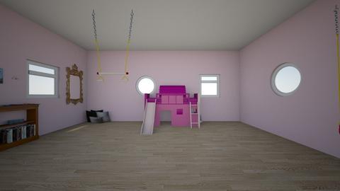 Kids room - Kids room  - by zkampman28