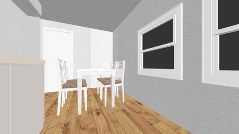 piso 1  - Bedroom  - by david1415
