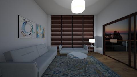 Roma - Living room - by sak2007
