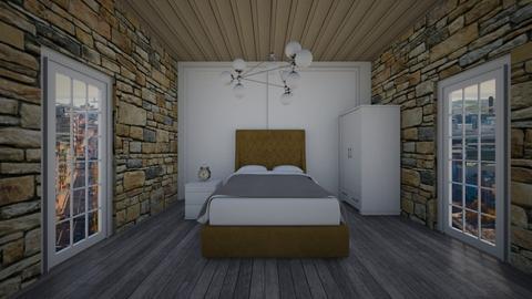 city bedroom - Modern - Bedroom  - by MomoBeag