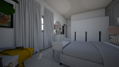 Jeff MBR7 - Bedroom - by Muthue