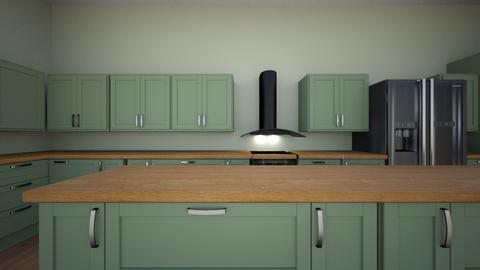 kitchen - Kitchen  - by aayatsas