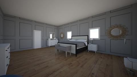 master bedroom - Bedroom  - by mariscarlson