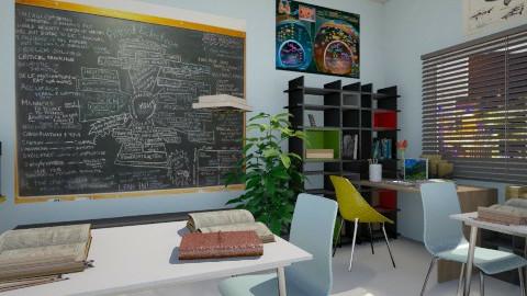 Biology Classroon - Office  - by smccauley029