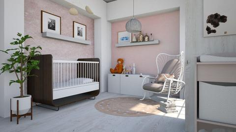 candy pink - Kids room  - by Ripley86