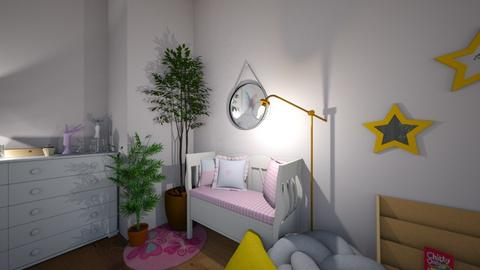 first - Modern - Bedroom  - by alsaa