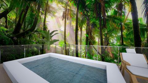 uga  - Modern - Bathroom  - by monek299